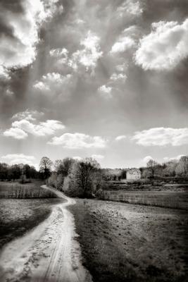 Дорога из прошлого дорога, весна, Яворив, Львов