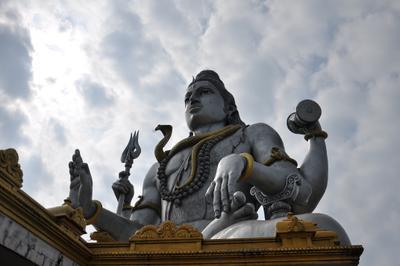 Шива Шива Индия Карнатака Мурдешвар