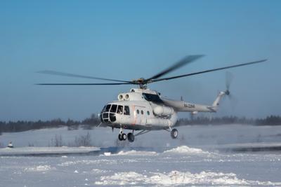 трудяга Ми-8