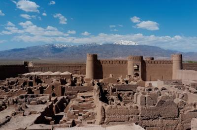Цитадель Райен. Иран. иран цитадель крепость