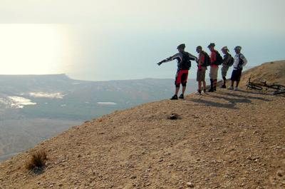А мы поедем другим путем... freeride, mountainbike, пустыня