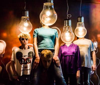 Портрет группы просветленных