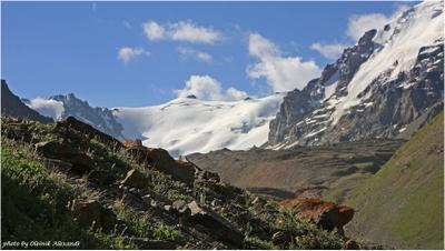 наши Альпы озерный