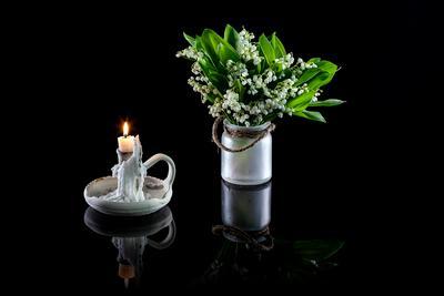 Ландыши Ландыши свеча