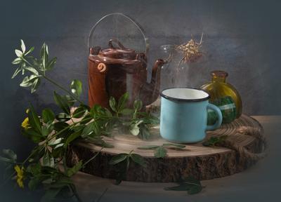 Горячий чай Горячий чай