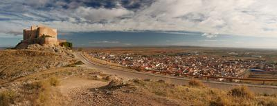 Ruta de Don Quijote - 2 Consuegra España