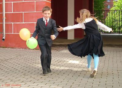 школа_идём уж потанцуем... привет стена школа приглашение танцы