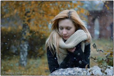 ***** Nikon portrait портрет