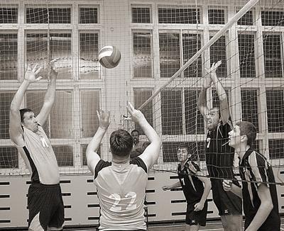 A-a-a-a-a!!! Волейбол спорт соревнованияTektronix