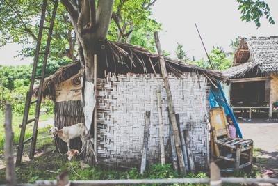 о. Траванган, Гили, Индонезия - местные жители Траванган Гили Индонезия путешествия туризм