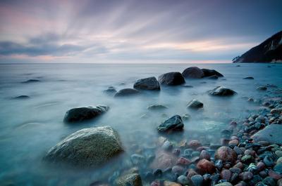 Балтика в декабре рюген балтика море пейзаж германия