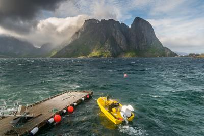 *** Лофотенские острова Норвегия