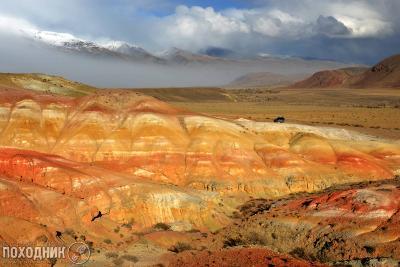 Урочище Кызыл-Чин, Горный Алтай Алтай пейзаж фото-тур