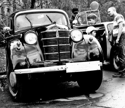 Любопытство.... выставка праздник ретро авто