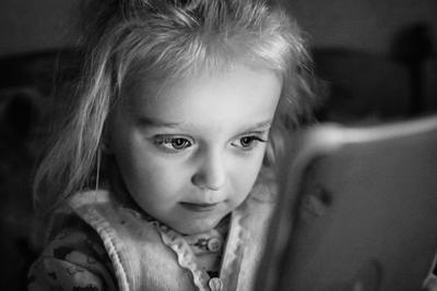 Современный мир - современные дети.