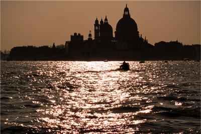 Венеция Венеция закат море карнавал город
