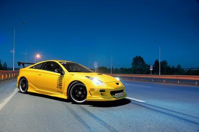 Toyota Celica GT-S celica toyota cars ufa