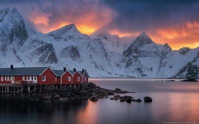 Lofoten Memories Лофотены Норвегия Lofotens Norge Norway