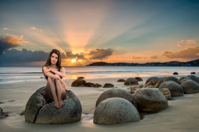 Виктория Стрит красивая девушка женский портрет фотосессия концептуальное