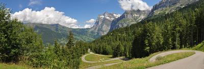 Дорога на Гриндельвальд