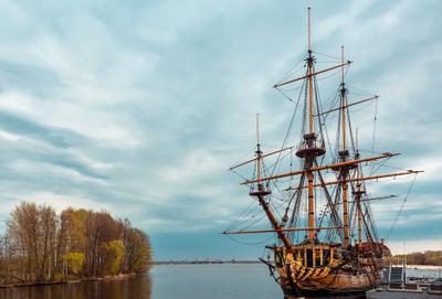 Gott praedestinatio ship vrn monument history корабль памятник воронеж история флот