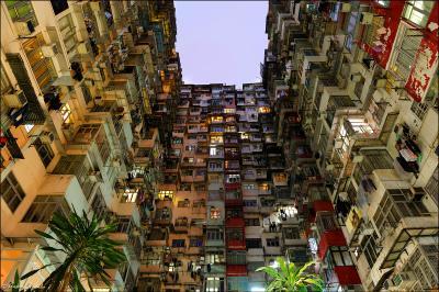 Дворы Гонконга-III