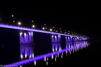 Мост через Обь Барнаул обь река мост через Обь Алтайский край