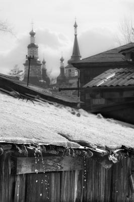 За домами Иркутск