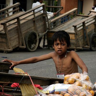 без детства камбоджа граница фотограф Алена Присяжная