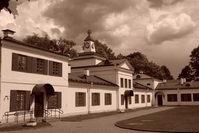 *** музей усадьба Огинский