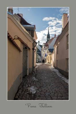 Vana Tallinn...18 Таллин