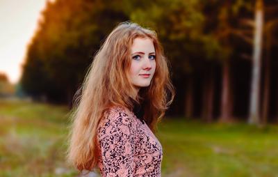 Екатерина девушка лето