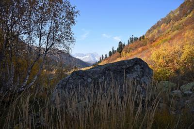*** Осень Кавказ