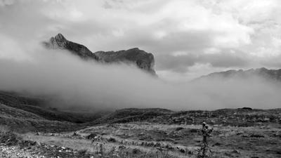 туман на Седле