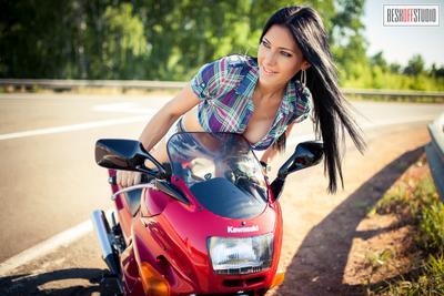 Kawasaki girl #2