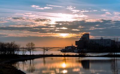 октябрь...Krasnoyarsk