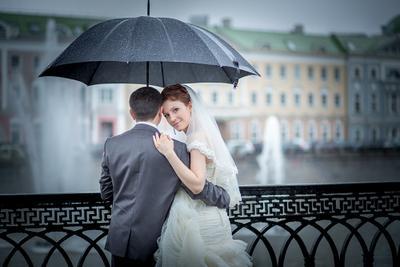 *** Свадьба, прогулка, пасмурно