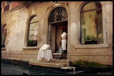 *Вход в бутик со стороны канала* фотография Европа путешествие город остальное Фото.Сайт Светлана Мамакина Lihgra Adventure