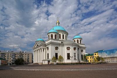 Храм Казанской иконы Божьей Матери Казань