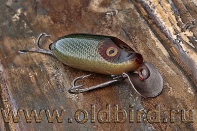 Хеддон воблер рыбалка