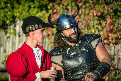 Викинг и скальд викинг скальд средневековье