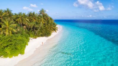 Пять оттенков Мальдив Мальдивы Coco Palm Dhuni Kolhu