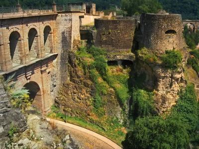 Окрестности герцогства Люксембургского