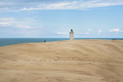 Маяк Маяк природа день пейзаж песок море люди