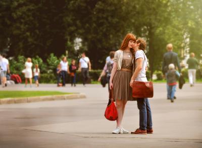 lamour любовь пара