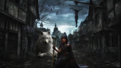 Дама с собачкой или не все реальности одинаково полезны. Котьи Миры ДаоФото Лизунчи Черный Повар меджикдром