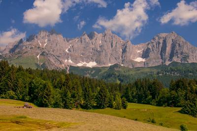 Wilden Kaiser австрия тироль кицбюэль горы природа альпы вильден кайзер