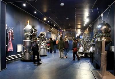 В музее космонавтики и ракетной техники им. В.П.Глушко 60-летие со дня первого полёта человека в космос музей космонавтики