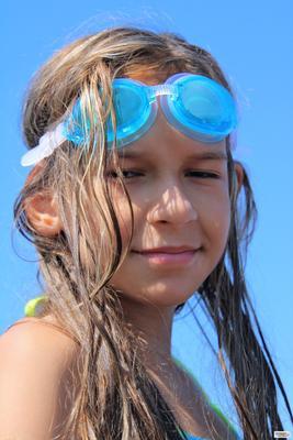 Очки для моря девочка пляж очки