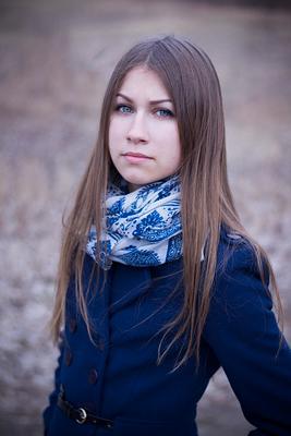 #1 портрет девушка